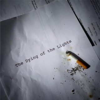 cig and paper