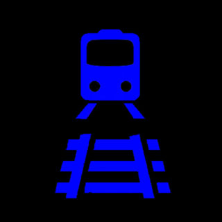 train symbol